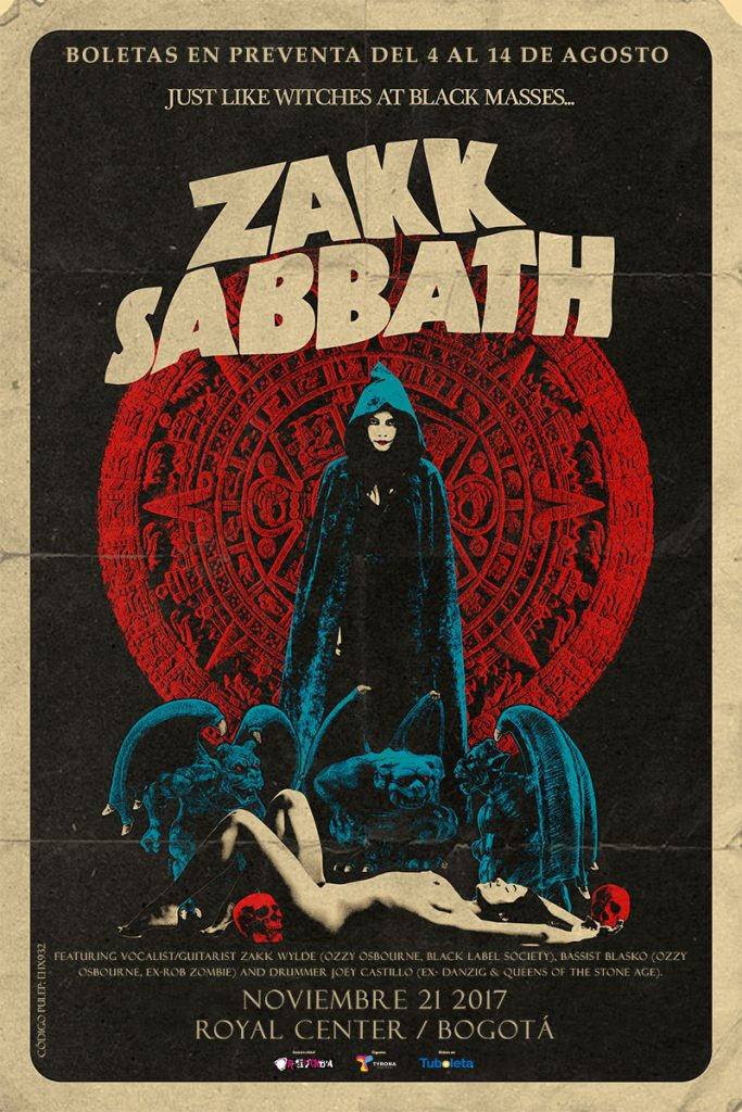 afichezakk sabbath